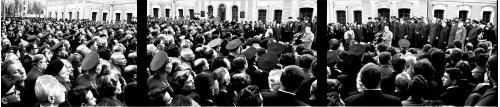 Киев Открытие музея Истории Великой отечественной войны Митинг Негатив Фото Давидзон Пропаганда