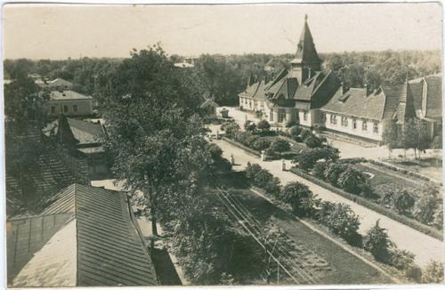 Миргород Курорт № 815 Изд. Мистецтво Киев 1940 год СССР Украина