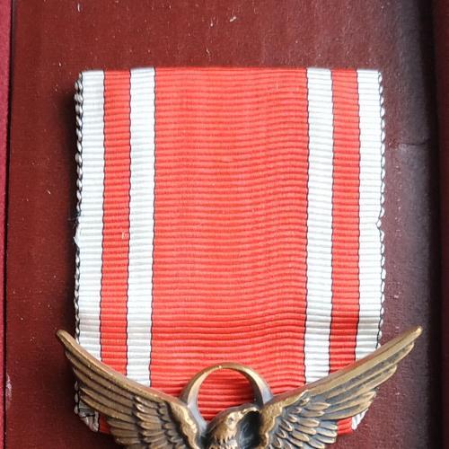 Орден Военных заслуг Орден Военного полумесяца Сирийской Арабской Республики 5 степени Сирия