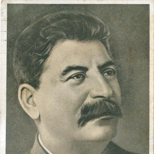 Сталин Генеральный секретарь Коммунистической партии Изд. Мистецтво 1938 год Пропаганда СССР