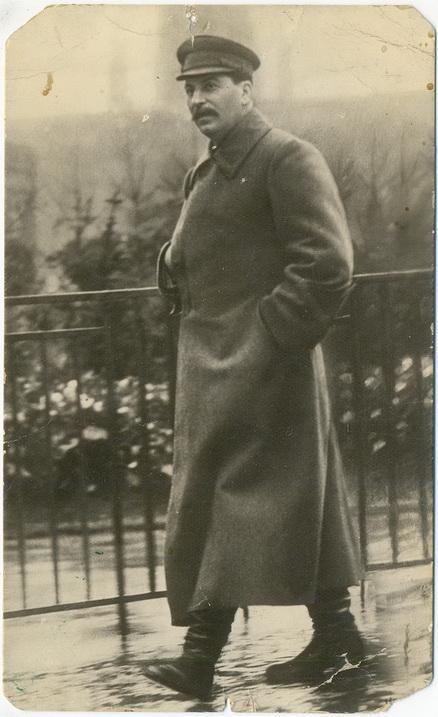 Сталин Генеральный секретарь Коммунистической партии Изд. Союз фото 1932 год Пропаганда СССР