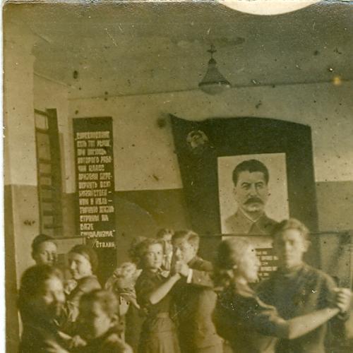 Сталин Портрет Танцы Фото 1938 год Соцреализм Пропаганда СССР