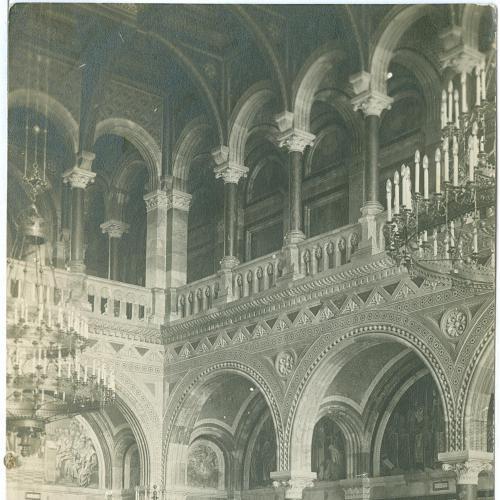 Черновцы Мраморный Зал Резиденции Митрополитов Фото Chernowitz Erzbischofliche Residenz Marmorsaal