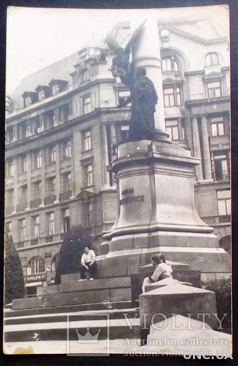 Львов 1960 гг