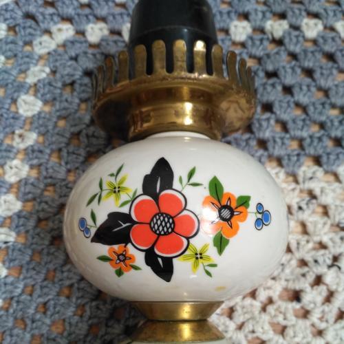 лампа фарфоровая Польша