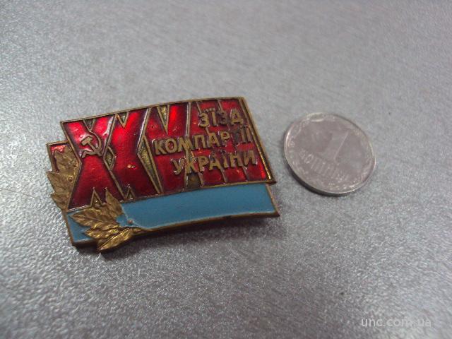 28 съезд компартии украины