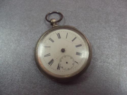 часы карманные под ключ №3025