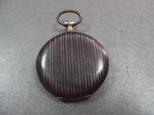 часы карманные серебро 800 проба не на ходу №3026