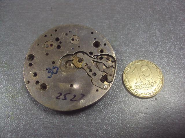часы механизм 36 мм диаметр №85 (№2527)