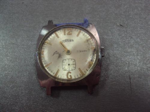 часы наручные мужские корнавин 15 камней Cornavin 15 jeweis №3049