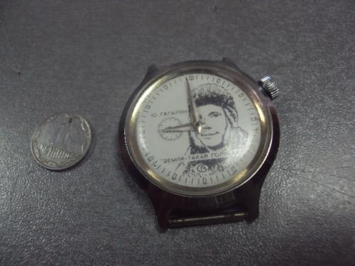 часы наручные юрий гагарин 30 лет первого космического полета №137