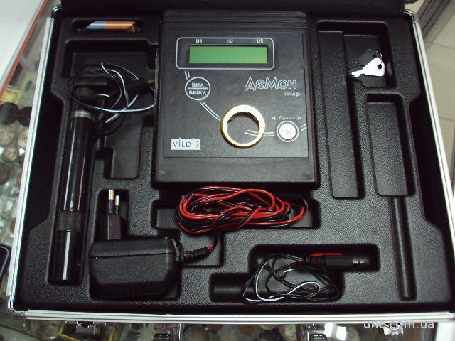 Электрохимический детектор металлов Демон