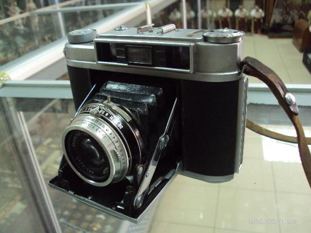 фотоаппарат искра 2 объектив индустар-58