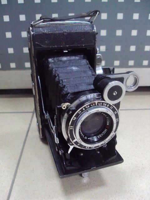 Фотоаппарат Момент-1 объектив индустар-23 москва москва-2 №10113