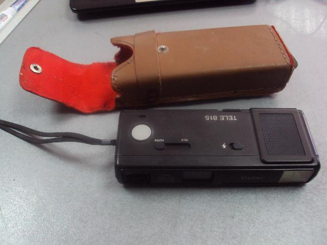 фотоаппарат vivitar tele 815