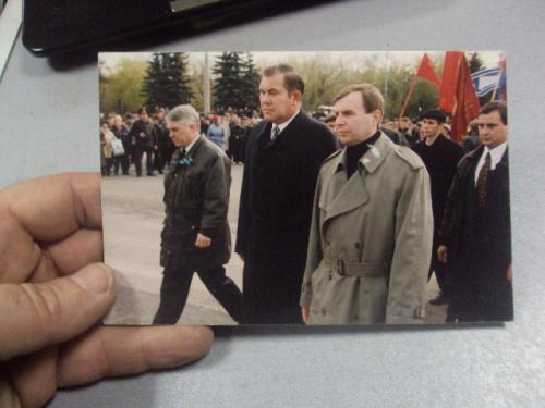 фотогафия генерал лебедь 09.05.1998 №4810