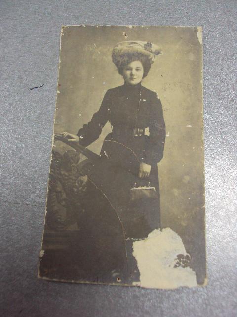 фотография девушка в шляпе одесса №1348