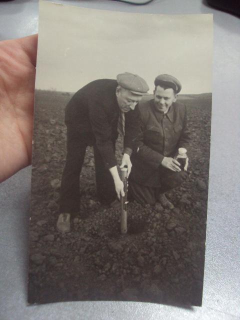 фотография дважды герой соц.труда ткачук г.и. с.лесоводы №434