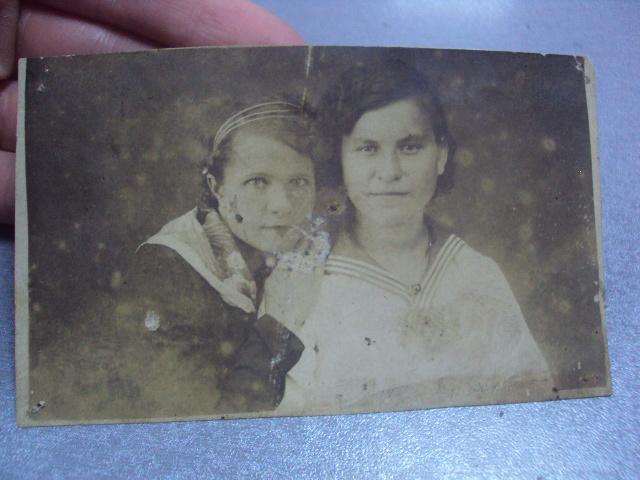 фотография две девушки №1249