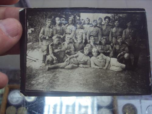фотография германия 1945 победители орденоносцы №1017
