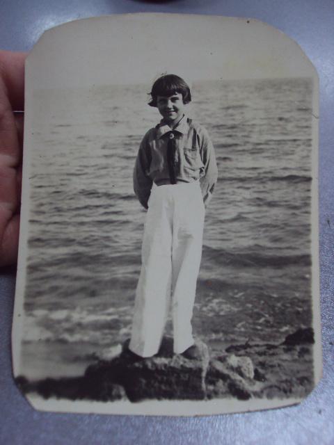 фотография пионерия довоенная №1248
