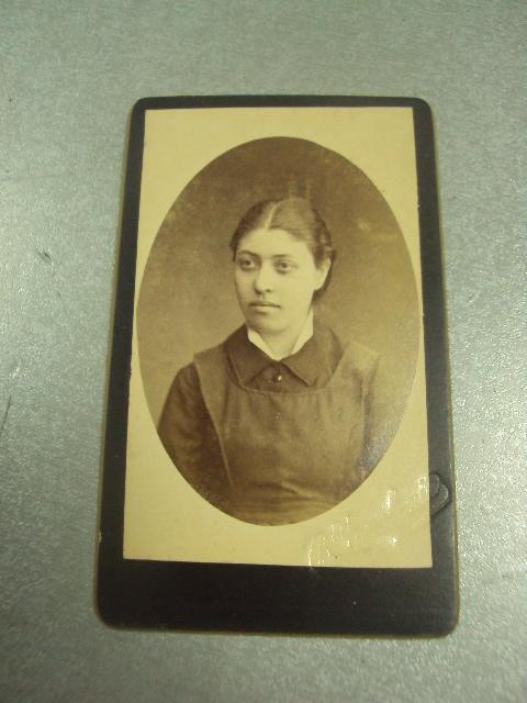 фотография портрет девушка  одесса чеховского 10.5х6.5 №6601