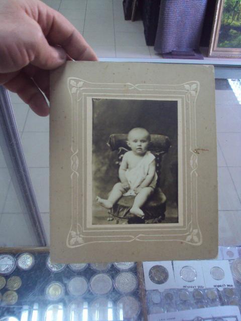 фотография ребенок старинная бережного №1015