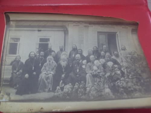 фотография собрание священников улановского благочиния №916
