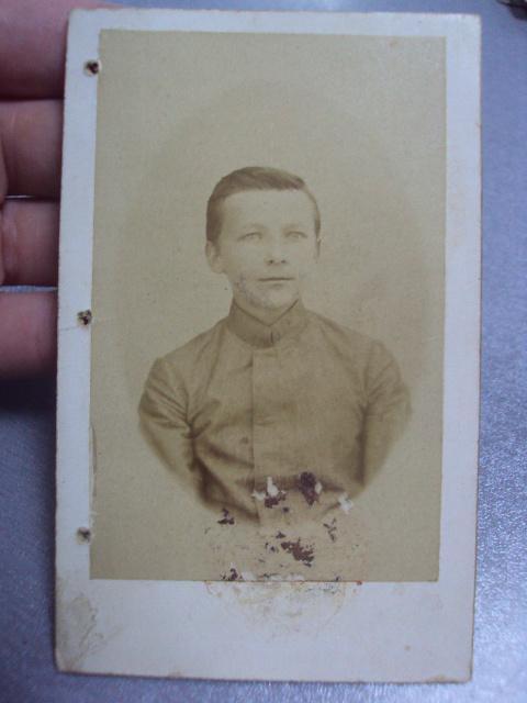 фотография старинная гимназист №120