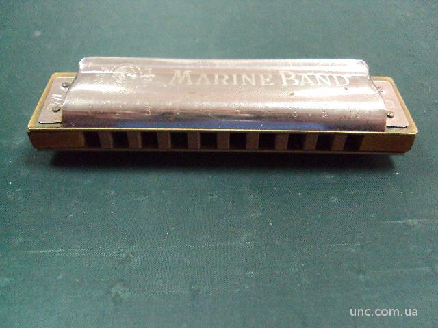 Губная гармошка Marine Band Германия