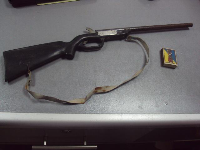 игрушка ружье детское ссср курковое