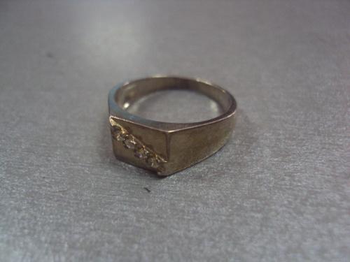 """кольцо перстень мужской  серебро 925"""" украина 3,02 г 18 размер"""