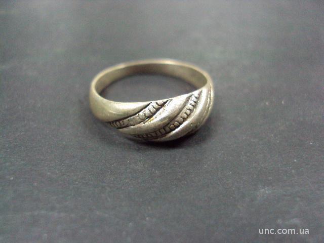 """кольцо женское серебро 925"""" 2.38 г  17.5 р"""