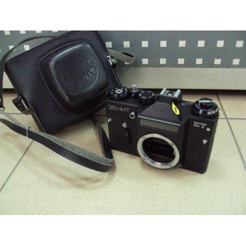 Корпус тушка с чехлом фотоаппарат Зенит ЕТ №11679