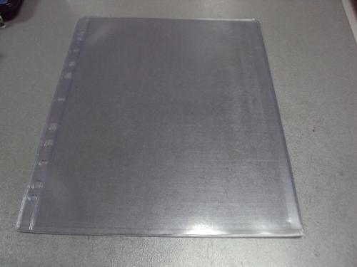 лист листы для банкнот формат на 1 купюру А4  лот 3 шт №1727
