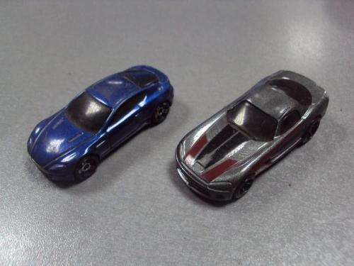 машинка Dodge Aston Martin Hot Wheels лот 2 шт №1212