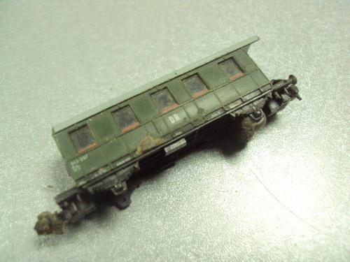 машинка мини модель макетная постановочная вагон железнодорожный №с 8078