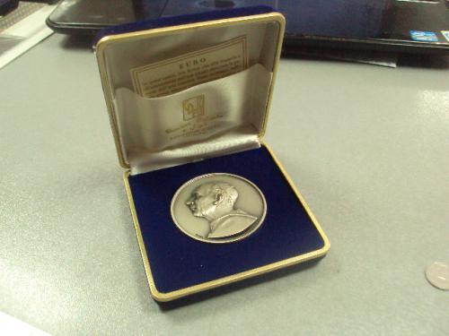 медаль ватикан xxv anniversaire della morte del card.a.i. schuster 1954-1979 №8987