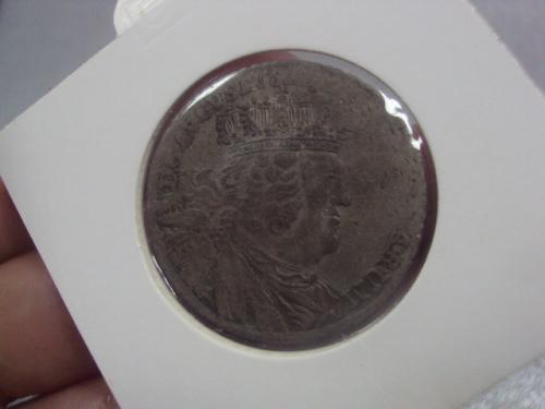 монета средневековье польша №394