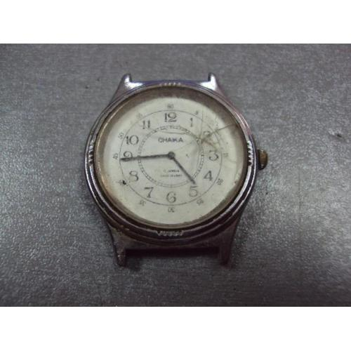 Наручные часы Чайка 17 камней ссср №10994