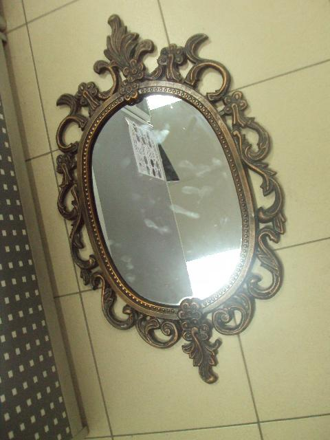 Настенное зеркало бытовое стеклозеркальный завод черновцы №257