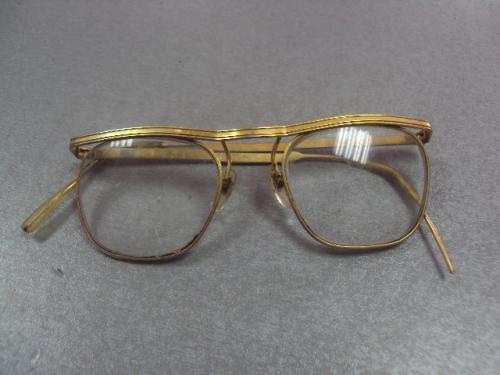 очки позолота ссср №6026