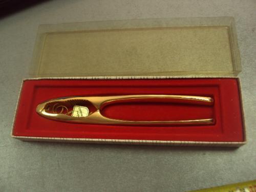 орехокол позолота 24 карата №391
