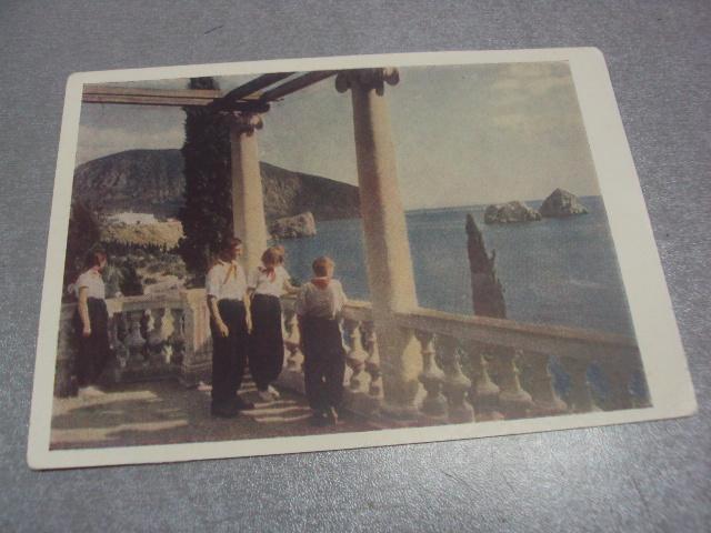 открытка крым артек №846