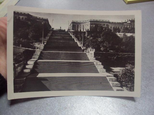 открытка одесса лестница №1013