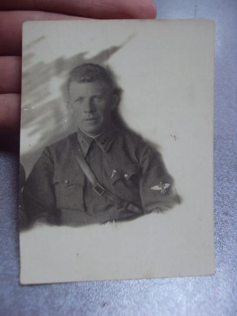 открытка ркка военлет 1938  №1259