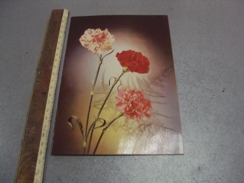 открытка с днем рождения киндрова 1982 двойная большая №4420