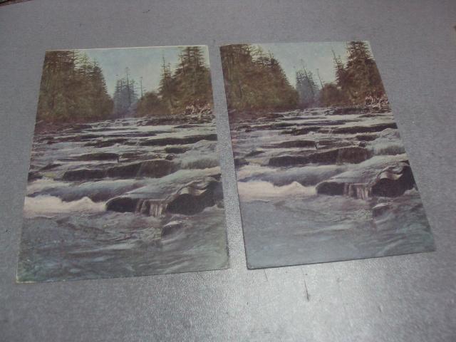 открытка станислав на реке свечи лот №1145