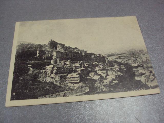 открытка тифлис старый город №1231