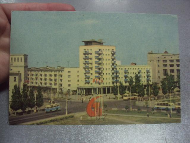 открытка жданов проспект ленина №1125